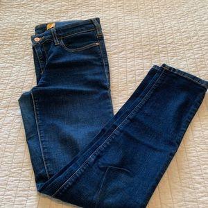 Anthropologie Pilcro-Serif Jeans